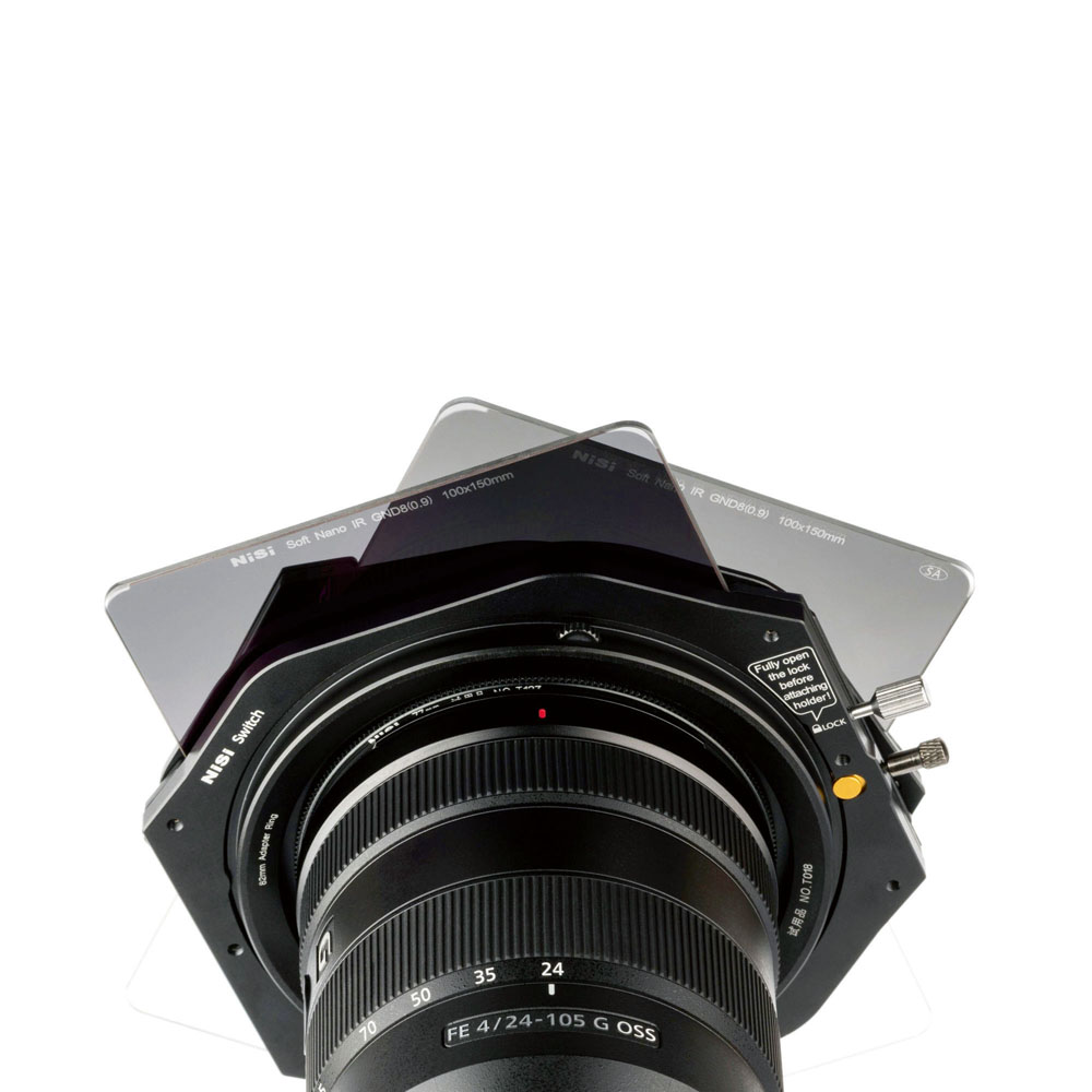 Gadget Place Professional 3-Stage Collapsible Universal Rubber Multi-Lens Hood for Sony FE 24-240mm F3.5-6.3 OSS